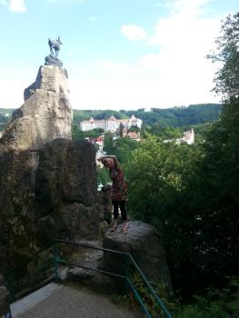 Jelení skok - Karlovy Vary, CZ - June 24, 2014