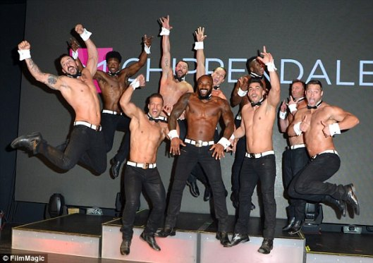 9-(ish) Leaping Chippendales